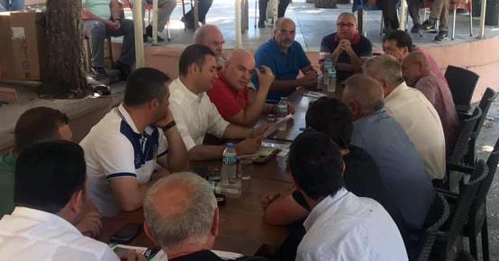 """KİMSE HALKIN MALINA GÖZ DİKMESİN"""