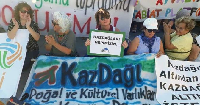 """""""KARALAMA KAMPANYALARI BİZİ YILDIRAMAZ"""""""