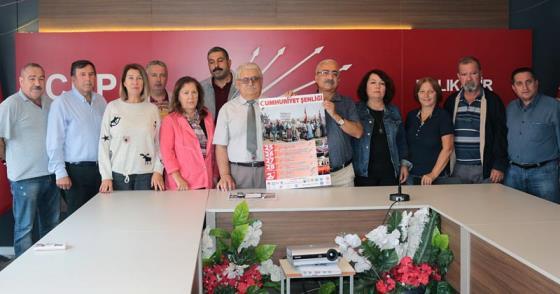 """""""CUMHURİYET'E SAHİP ÇIKIYORUZ"""""""