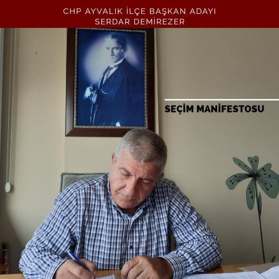 """""""AYVALIK'TA BAŞKA BİR CHP MÜMKÜN"""""""