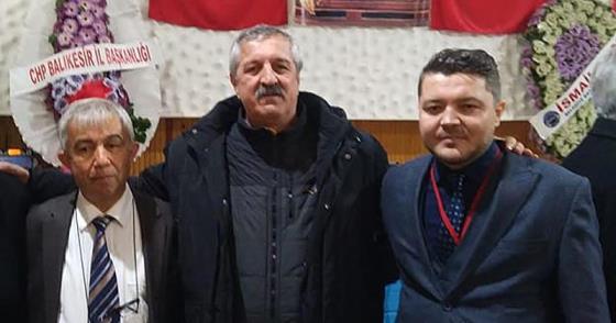 SINDIRGI CHP'DE İKİ ADAY