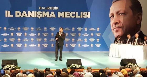"""""""BALIKESİR'İ ŞAHA KALDIRIP, HİZMETE DOYURACAĞIZ"""""""