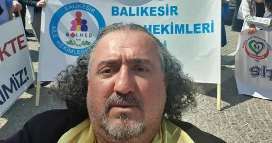 DOKTOR TURGUT GÖREVE İADE EDİLDİ