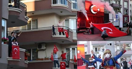 """""""EVDE KAL HAREKETSİZ KALMA"""""""