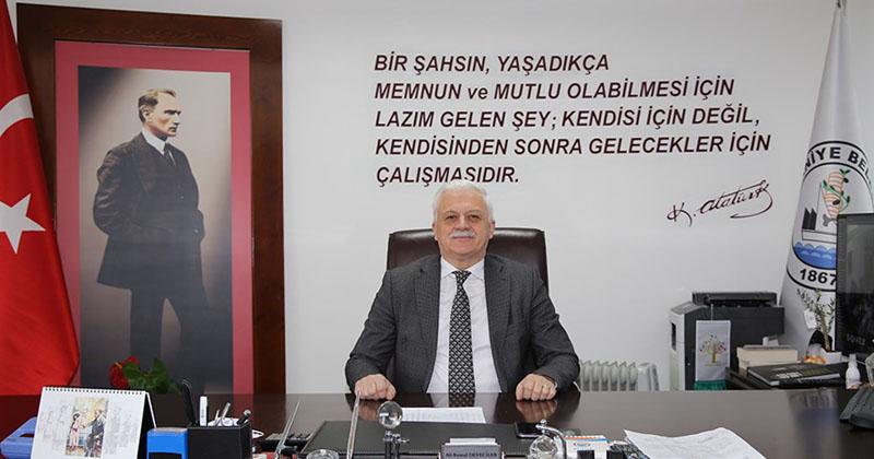 """""""BİLGİNİN, ÇAĞDAŞLIĞIN, SEVGİNİN VE BARIŞIN ÖNCÜLERİ"""""""