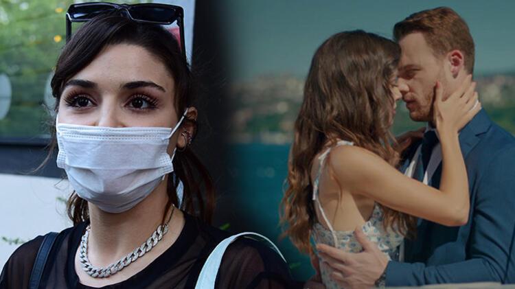 Hande Erçel'den 'evlilik' açıklaması