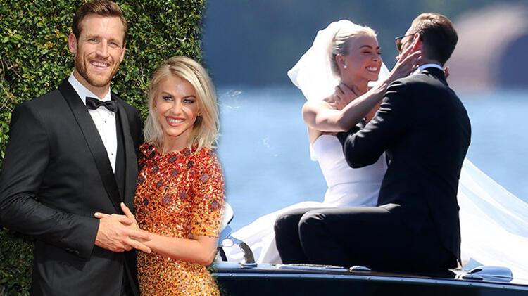 Julianne Hough ile Brooks Laich boşanıyor