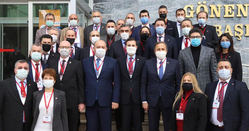 CHP'DEN YEREL YÖNETİMLER VİZYON TOPLANTISI