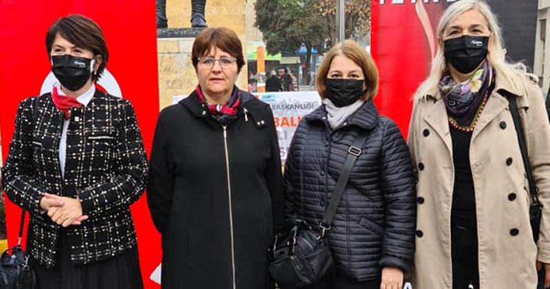 CHP KADIN KOLLARINDA ŞENER İSTİFA ETTİ, YAHŞİ BAŞKAN OLDU