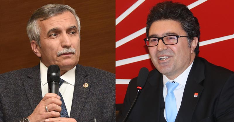 "CHP'Lİ AYTEKİN AK PARTİLİ SUBAŞI'NA ""GEÇMİŞİ"" ANIMSATTI"