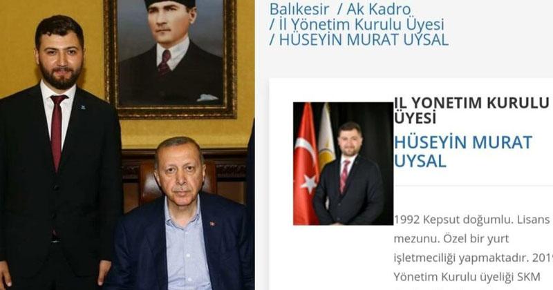 ENSAR VAKFI YURT MÜDÜRÜ'NE ÖZEL AKADEMİK KADRO !..
