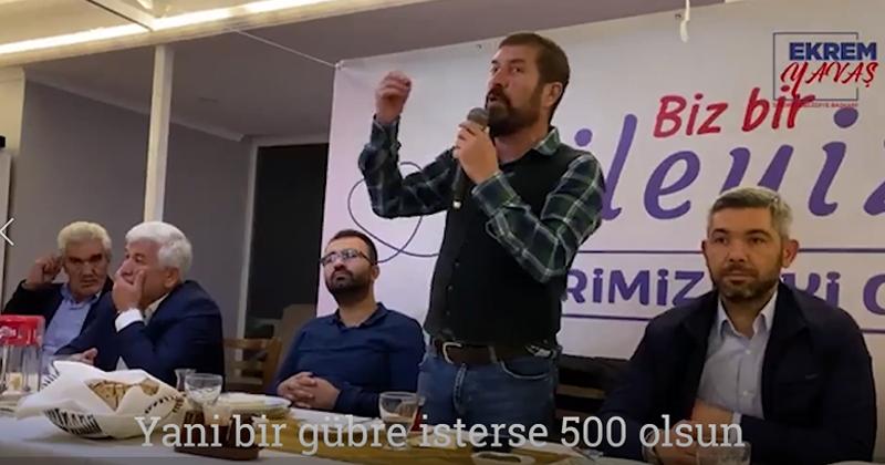 BAŞKAN YAVAŞ'A BİR TEPKİ DE İYİ PARTİ'DEN