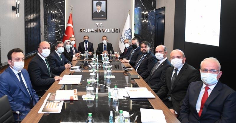 """""""ALTIEYLÜL'E ÖZEL EĞİTİM KAMPÜSÜ YAPILACAK, FEN LİSESİ MERKEZE TAŞINACAK """""""