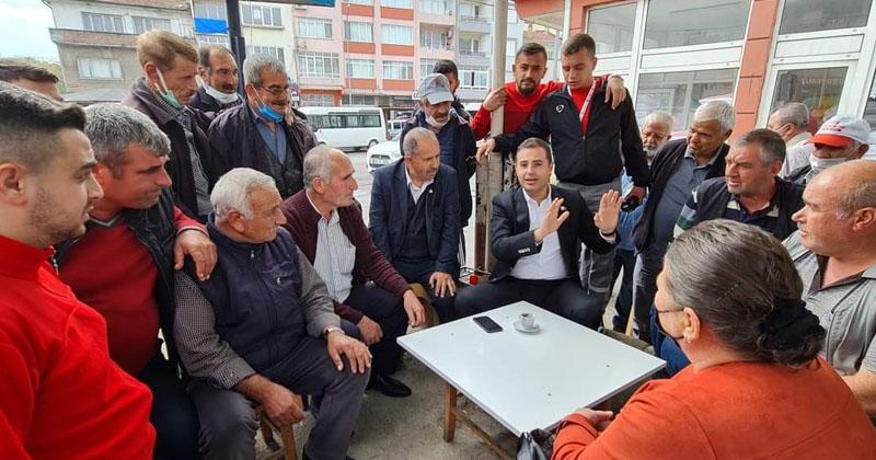 """""""İNSANLARIMIZ KADERİNE TERK EDİLMİŞ DURUMDA"""""""